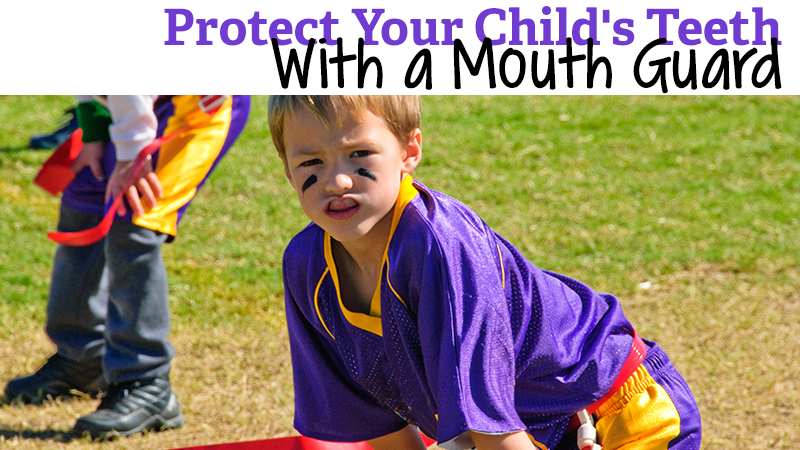 Protect Your Child's Teeth with a Mouth Guard