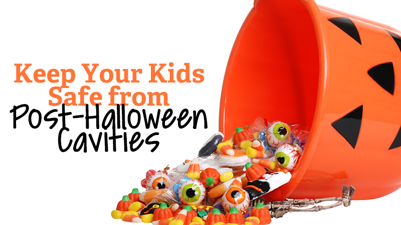 Keep Your Kids Safe from Post-Halloween Cavities