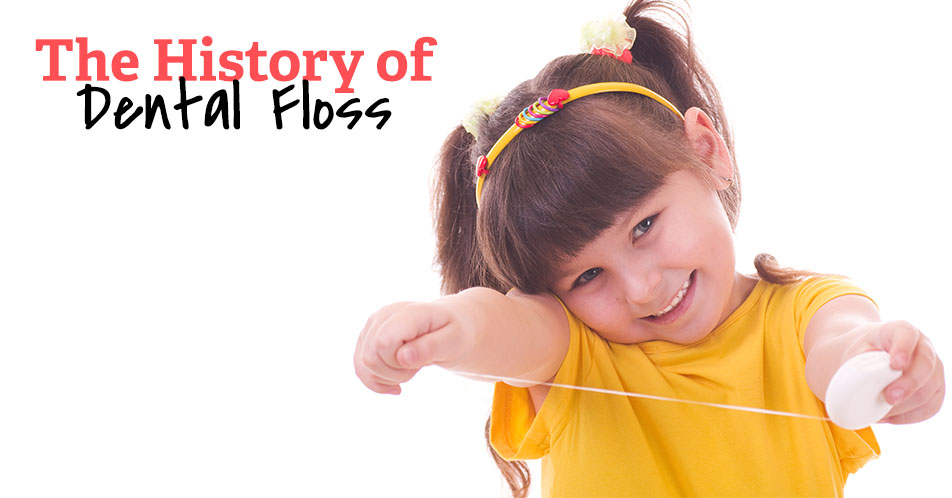 The History of Dental Floss