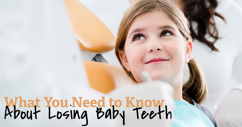 What You Need to Know About Losing Baby Teeth