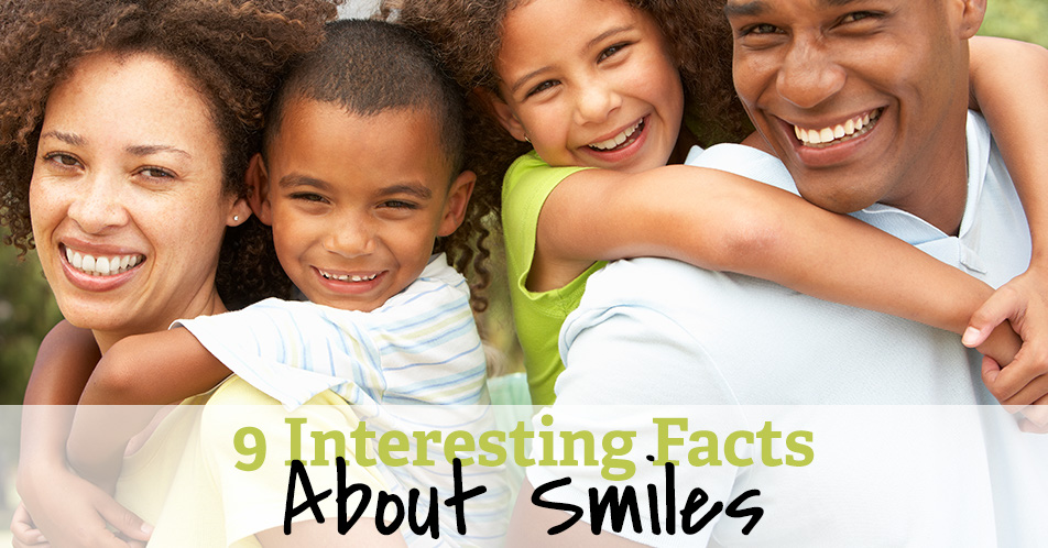 9 Interesting Facts About Smiles