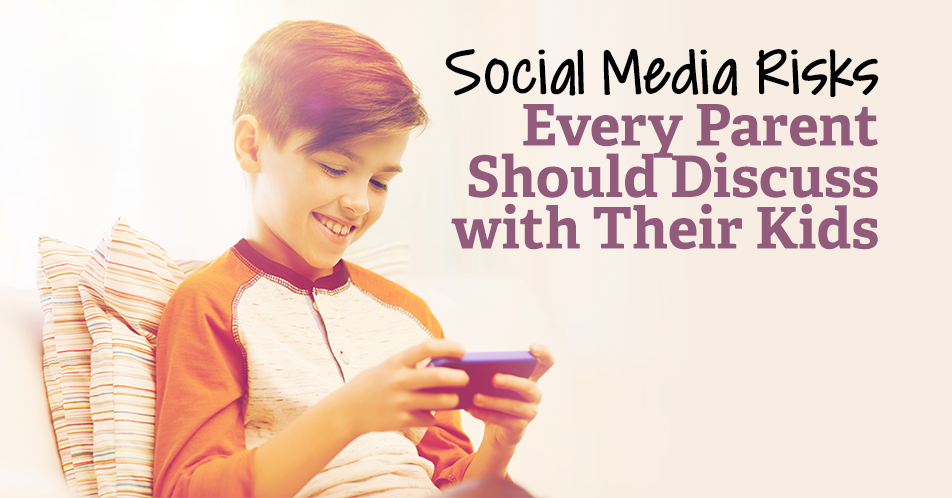 Social Media Risks Every Parent Should Discuss with Their Kids